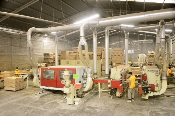 Our Wood Flooring Industry