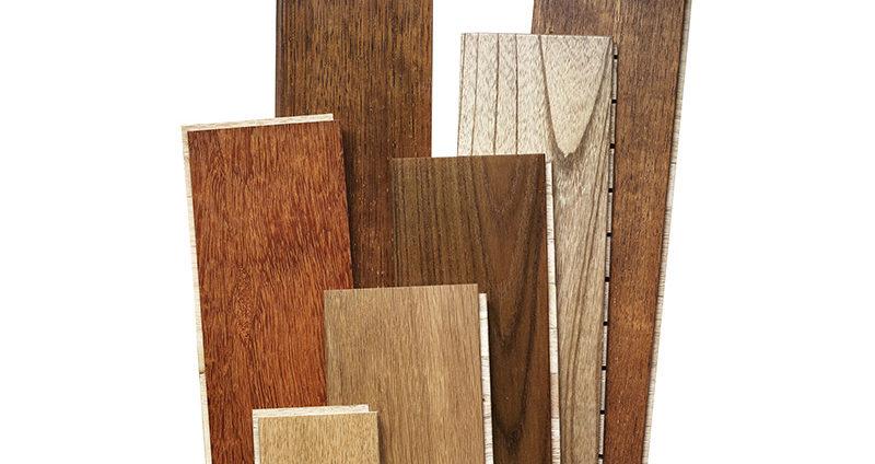 wooden flooring species