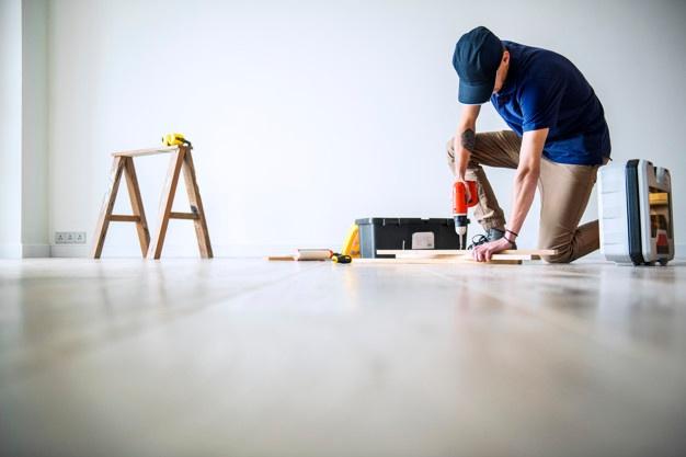instaling solid hardwood