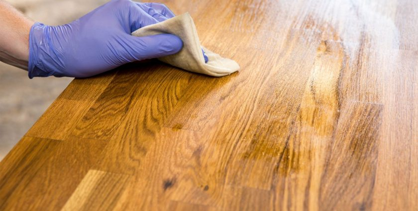 wood countertops installation